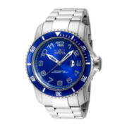 Invicta® Pro Diver Mens Stainless Steel Watch