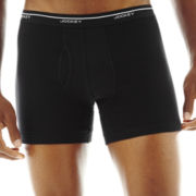 Jockey® 4-pk. Classics Low-Rise Boxer Briefs