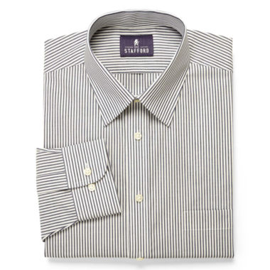 jcpenney.com | Stafford® Performance Pinpoint Dress Shirt