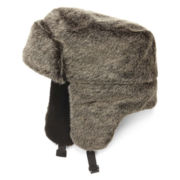 Dockers® Faux-Fur Trapper Hat