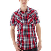i jeans by Buffalo Merrin Short-Sleeve Woven Shirt