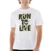 Nike® Run to Live Tee
