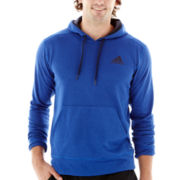 adidas® Go To Fleece Pullover Hoodie