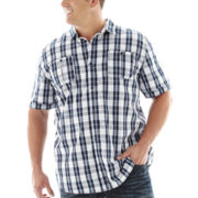 i jeans by Buffalo Maxo Woven Shirt–Big & Tall