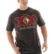 Dos Equis Graphic Tee–Big & Tall