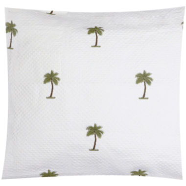 jcpenney.com | Lamont Home® The Palm Euro Sham