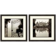 PTM Images™ Set of 2 Garden Gate Wall Art