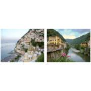 PTM Images™ Set of 2 A View Canvas Wall Art