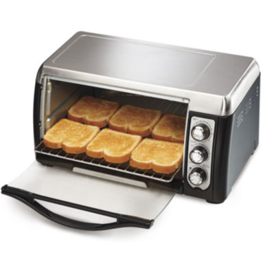 jcpenney.com | Hamilton Beach® 6-Slice Toaster Oven & Broiler