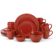 Pfaltzgraff® Amelia 20-pc. Dinnerware Set