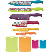 Cutlery Kitchen Knife Sets Amp Cutting Boards Jcpenney