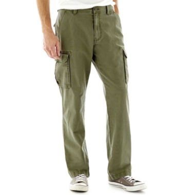 jcpenney.com | St. John's Bay® Summit Cargo Pants