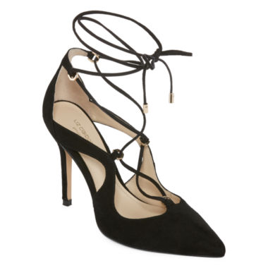 jcpenney.com | Liz Claiborne Camila Womens Leather Pumps