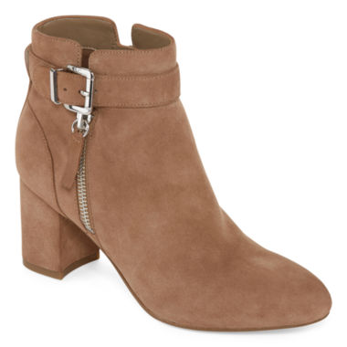 jcpenney.com | Liz Claiborne Whitley Leather Womens Bootie