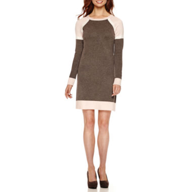 jcpenney.com | Jessica Howard Sheath Sweater Dress