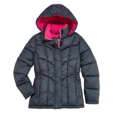 jcpenney.com | Xersion Girls Heavyweight Puffer Jacket-Big Kid