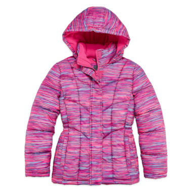 jcpenney.com | Xersion Girls Heavyweight Puffer Jacket-Big Kid & Plus
