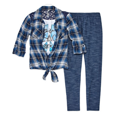 jcpenney.com | Knit Works Girls 2-pc. Legging Set