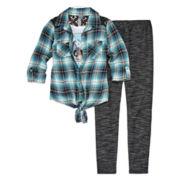 Knit Works Girls 2-pc. Legging Set