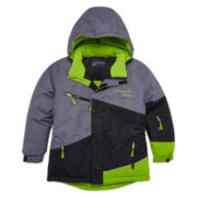 Boys Heavyweight Ski Jacket-Big Kid