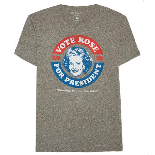 Golden Girl Rose 4 President Graphic T-Shirt