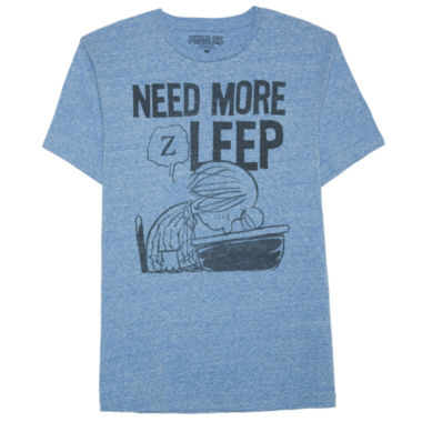 jcpenney.com | Peanuts More Sleep  Graphic T-Shirt