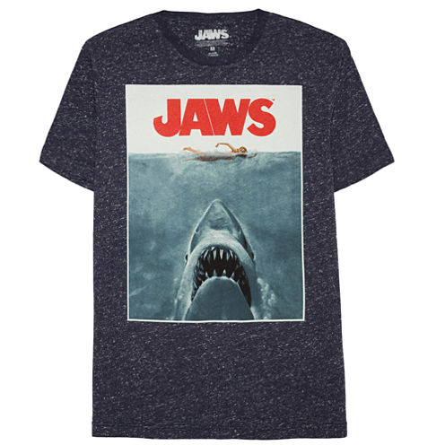 Jaws Poster Graphic T-Shirt