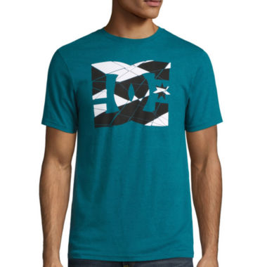 jcpenney.com | DC Shoes Co.® Short-Sleeve Damaged Tee