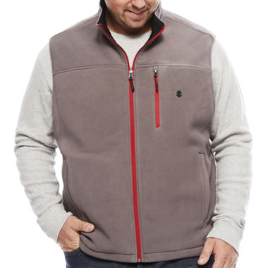jcpenney.com | IZOD® Reversible Vest - Big & Tall