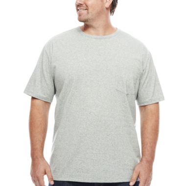jcpenney.com | The Foundry Big & Tall Supply Co. Short-Sleeve Fashion Pocket Tee