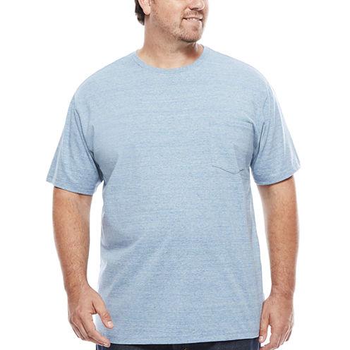 The Foundry Big & Tall Supply Co. Short-Sleeve Fashion Pocket Tee