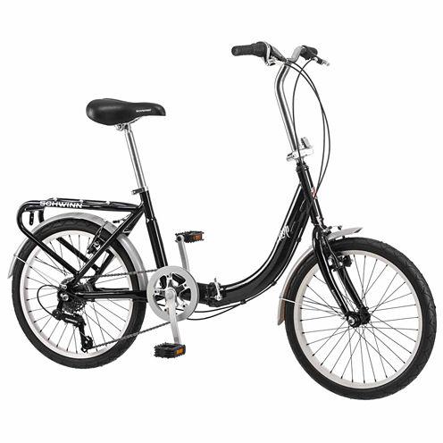 """Schwinn Loop 20"""" Unisex Folding Bike"""