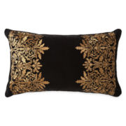 Royal Velvet Montague Oblong Decoartive Pillow