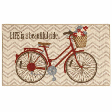 jcpenney.com | Love is a Ride Rectangular Rug