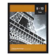 """8x10"""" Matte Black Aluminum Wall Frame"""