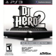 PS3™ DJ Hero 2