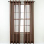 Studio™ Tiles Grommet-Top Sheer Panel