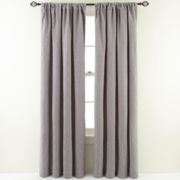 MarthaWindow™ Cloudscape Rod-Pocket Curtain Panel