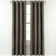 Royal Velvet® Weston Grommet-Top Curtain Panel