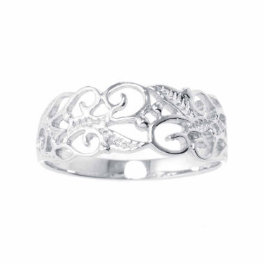 jcpenney.com | Silver Treasures Womens Sterling Silver