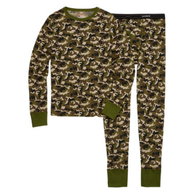 jcpenney.com | Hanes X-Temp Thermal Set- Boys 2-20
