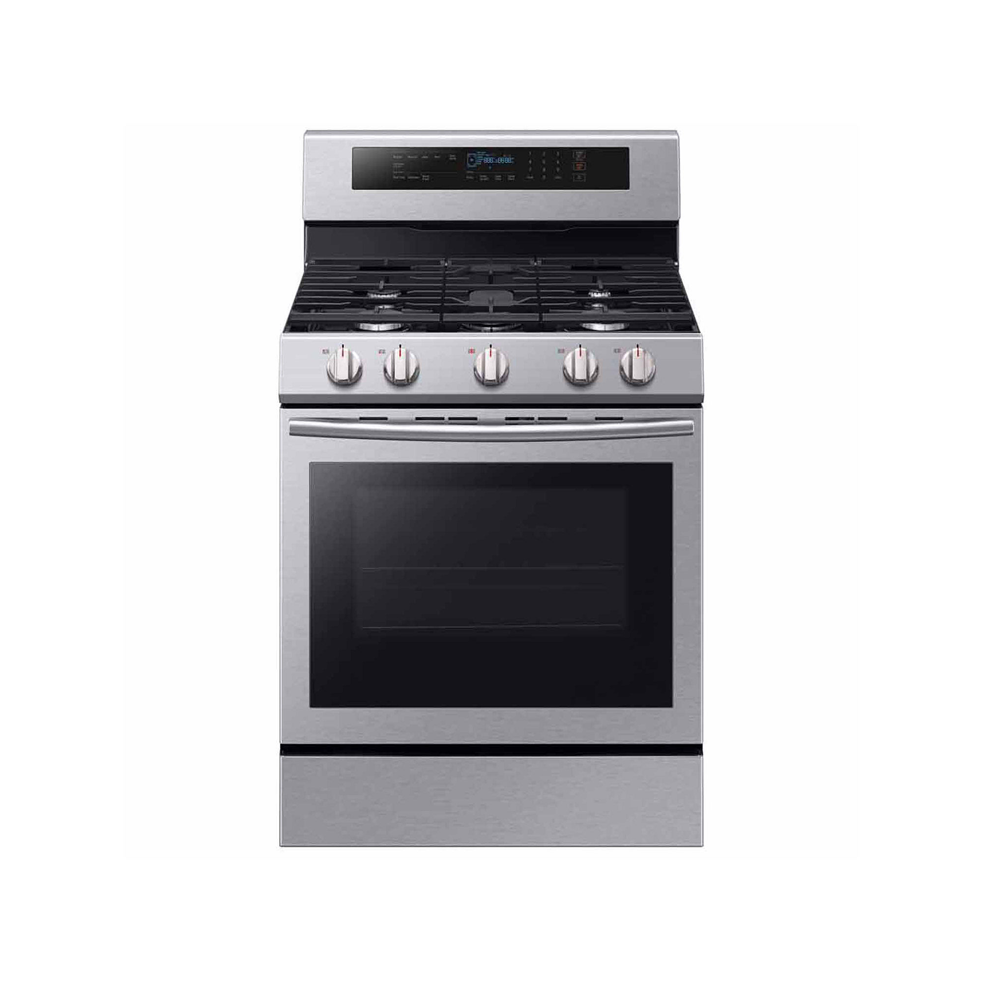 Samsung 5.8 cu. Ft. True Convection Gas Range with Illuminated Knobs - 86311900018