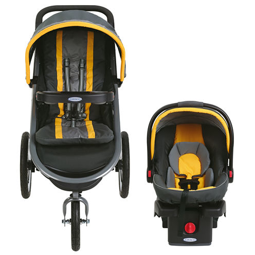 Graco FastAction™ Jogger Travel System