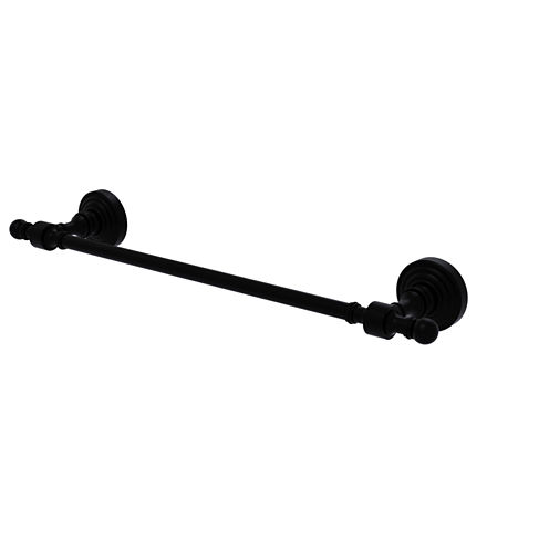 Allied Brass Retro Wave Collection 24 Inch Towel Bar