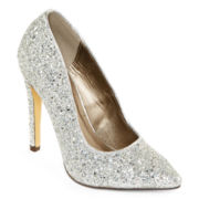 Michael Antonio Lamiss Glitter Pumps