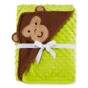 Okie Dokie® Monkey Blanket