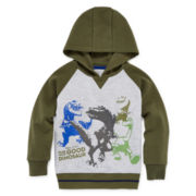 Disney Apparel by Okie Dokie® Good Dinosaur Fleece Hoodie - Preschool Boys 4-7