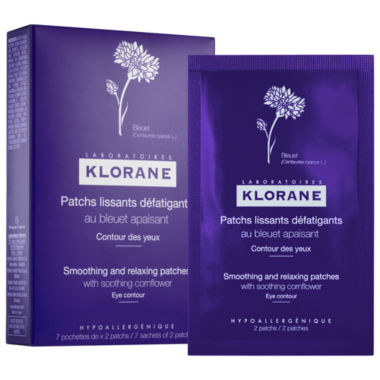 jcpenney.com | Klorane Smoothing and Relaxing Patches with Soothing Cornflower