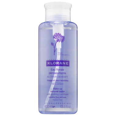 jcpenney.com | Klorane Make-Up Remover Water with Soothing Cornflower