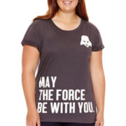 Star Wars® Graphic T-Shirt - Plus